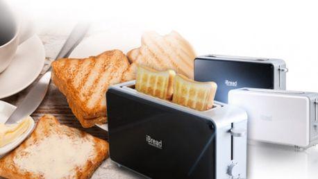 Pořiďte si kvalitní designový topinkovač i-Bread pro přípravu super snídaní jen za 749 Kč VČETNĚ POŠTOVNÉHO! Také zbožňujete křupavé toasty k snídani do postele? ;)