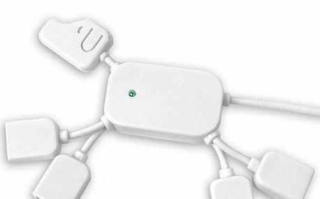 USB hub Hubdog - vychytávka do vaší pracovny