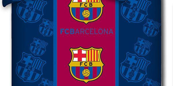 Tip Trade povlečení FC Barcelona 140x200 70x90