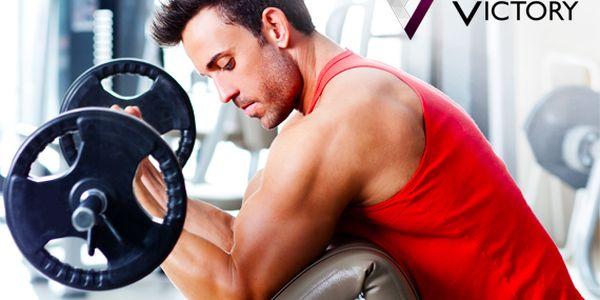 Časově neomezený vstup do fitness centra