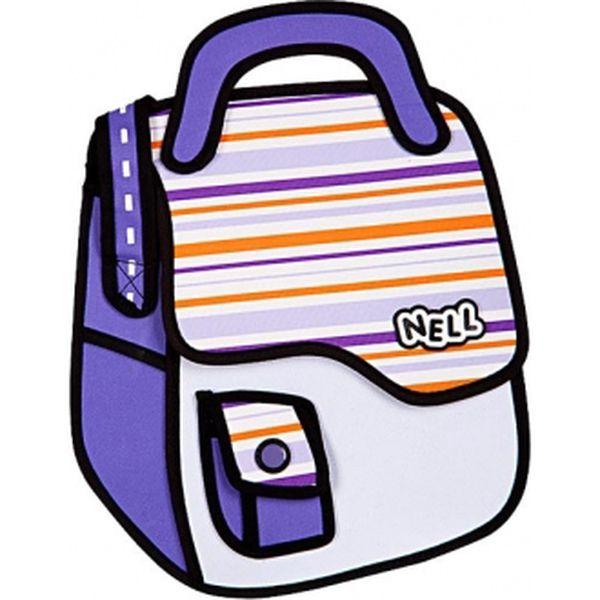 Taška - nell cassidy violet fialová uni