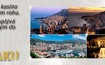 Monako - poznávací zájezd