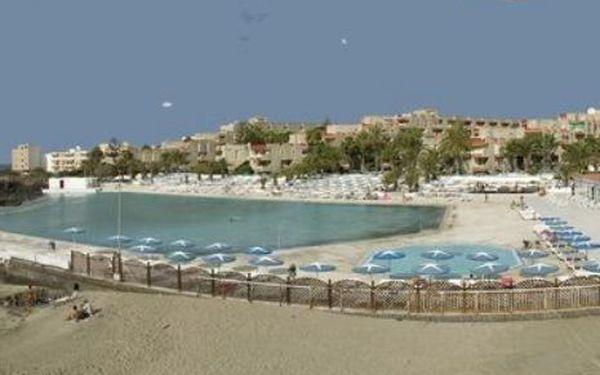 Kanárské ostrovy, oblast Tenerife, all Inclusive, ubytování v 3* hotelu na 8 dní