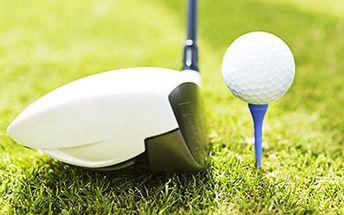 70% sleva na profesionální výměnu golfových gripů - přegripování!