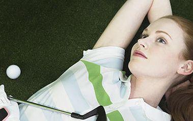 50% sleva na dámské 3/4 capri kalhoty a další golfové zboží!