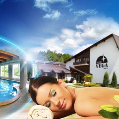 Jarní detoxikační pobyt s nabitým wellness balíčkem na 3 dny pro dva již od 4490 kč! V ceně: bohatá polopenze, sauna, whirlpool, detoxikační koupel, masáž, zábal, zapůjčení kola a holí na nordic walking aj.!