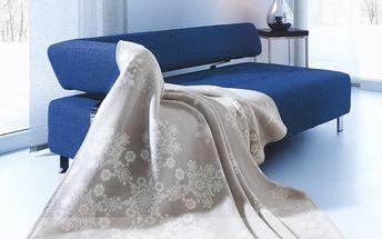 Biederlack deka Kristalle 150x200