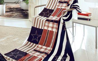 Biederlack deka Toulon 150x200