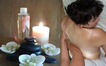 Vyberte si ze 4 druhů masáží: rekondiční, indická antistresová, lymfatická či horkými lávovými kameny za úžasných 149 kč!