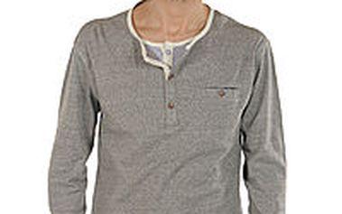 Selected - trendý pánské tričko se vzhledem 2 v 1