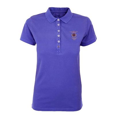 Dámské polo tričko s výšivkou Aeronautica Militare