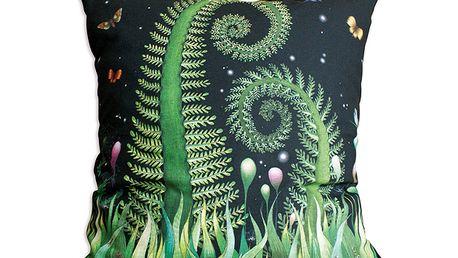 Polštář rostliny 48 x 48 cm