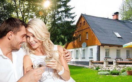 Ubytování v Krkonoších za skvělou cenu akce!