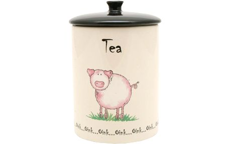 Dóza na čaj Home Farm