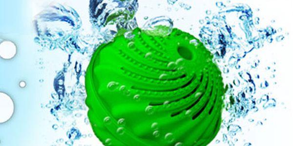 Praní bez pracího prášku pomocí Clean Ball