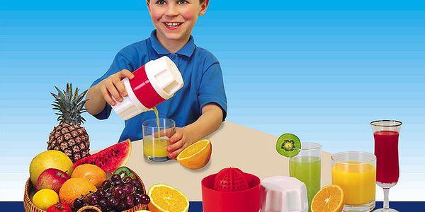 Odšťavňovač citrusů (plastová pomůcka)