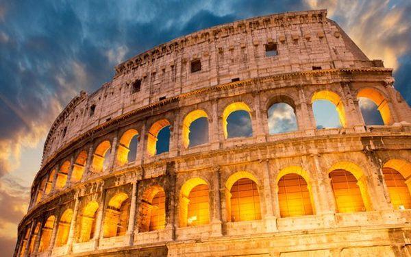 Levný zájezd do Říma, Vatikánu a Florencie