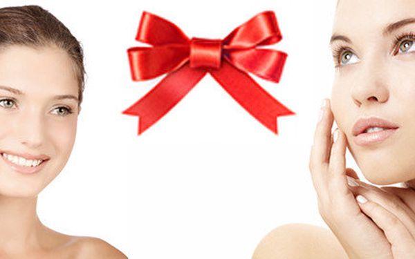 Kosmetické ošetření - pleť bude svěží, pěstěná a krásná