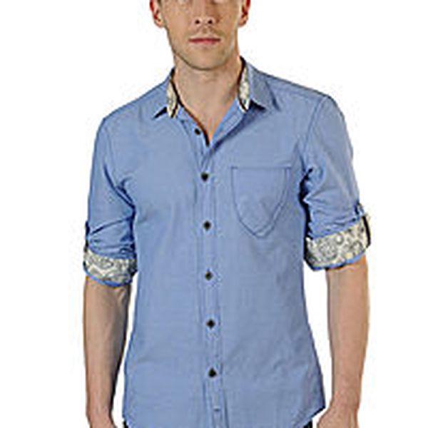 Tom Tailor - trendy pánská slim fit košile