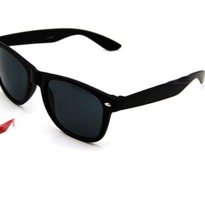 RETRO sluneční brýle VINTAGE pro může i ženy s UV filtrem - buďte COOL s nevšedním designem!