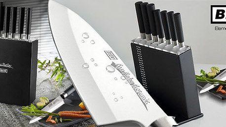 Sada 7 ostrých japonských nožů Kyu Kabu