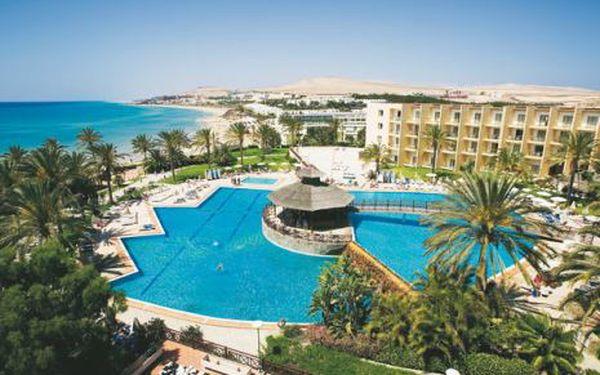 Kanárské ostrovy, oblast Fuerteventura, all Inclusive, ubytování v 4* hotelu na 8 dní