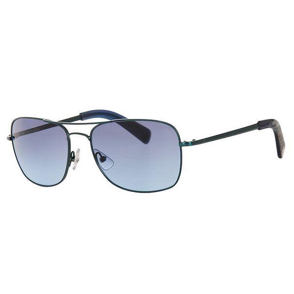 Pánské hranaté sluneční brýle Calvin Klein
