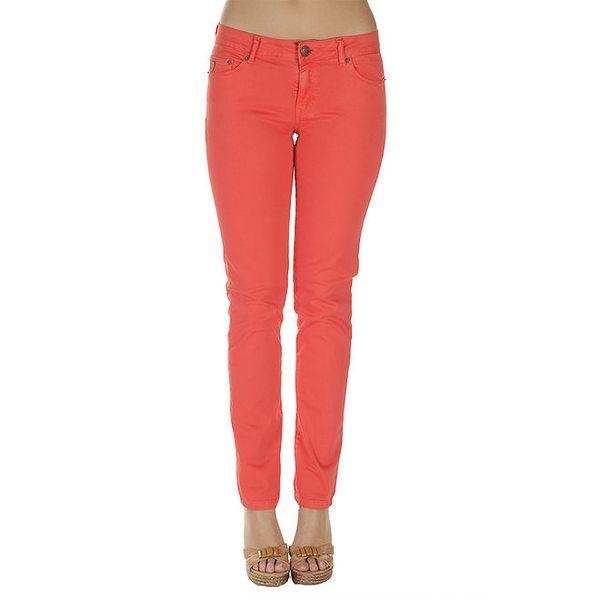 Dámské červené džíny Lois