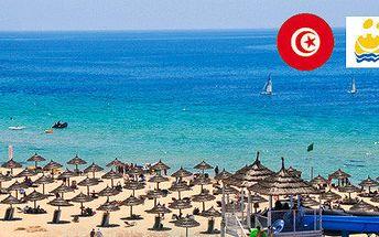 All Inclusive Tunisko letecky od 10 990 Kč!