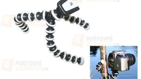 Flexibilní stativ na digitální fotoaparát - gorila a poštovné ZDARMA! - 11903824