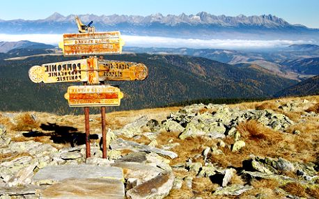 Horský pobyt pro DVA na 3 a více dní s wellness v srdci Nízkých Tater
