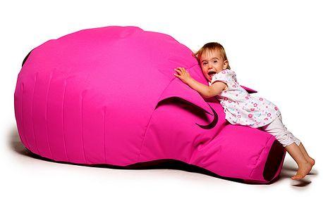 Dětský vak SleePig - růžový