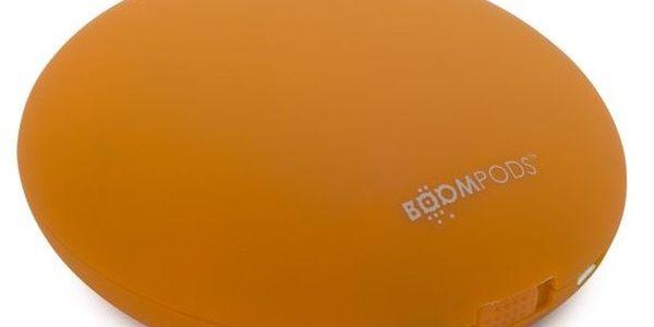 Downdraft přenosný speaker, který nepotřebuje žádné baterie