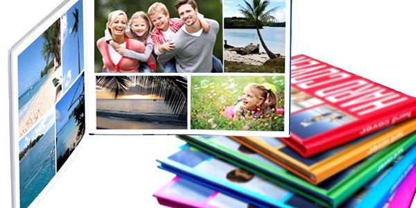 Fotosešit 40 stran nebo fotokniha 80 či 100 stran