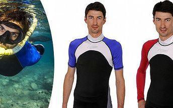 Lycrová trička AGAMA s UV filtrem