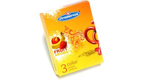 Primeros Fruit n color 3ks /krab.