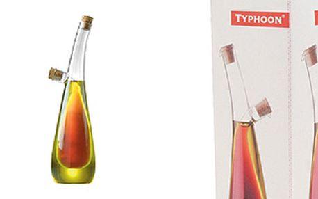 Karafa na olej a ocet TYPHOON Tear Drop Duo Drizzler