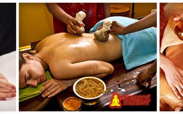70 minut exotického relaxačního rituálu