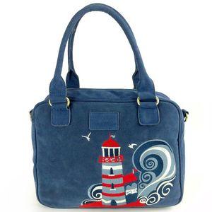 Dámská modrá kabelka s majákem Rosalita McGee