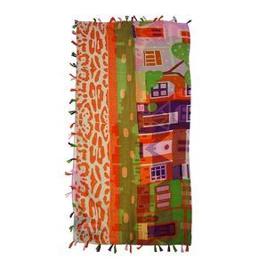 Dámský barevný šátek Rosalita McGee