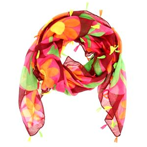 Dámský květinový šátek Rosalita McGee