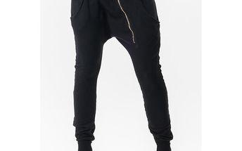 Dámské turecké kalhoty v černé barvě Sixie
