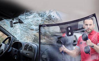 VÝMĚNA čelního, bočního či zadního SKLA na VAŠEM AUTOMOBILU již od neuvěřitelných 399 Kč! Navíc při zakoupení voucheru garance 20% slevy z běžné ceny skla!