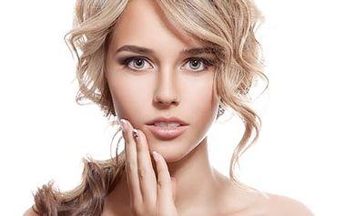 90 minutové kosmetické ošetření pleti pro výraznou...