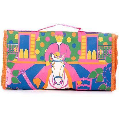 Dámská barevná nákupní taška Rosalita McGee