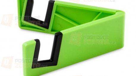 Zelený stojánek na telefon či tablet a poštovné ZDARMA s dodáním do 3 dnů! - 13406774
