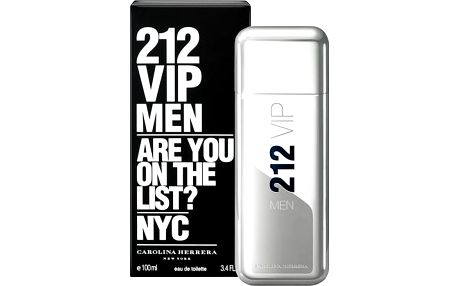Carolina Herrera 212 VIP Men 100ml EDT Tester M