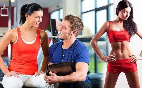 Osobní fitness trenér s 67% slevou!