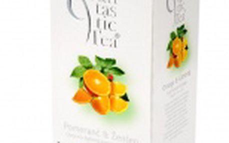 Ovocný čaj Biogena Fantastic Pomeranč a Ženšen (porcovaný)