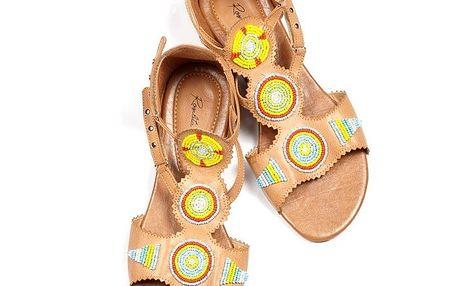 Dámské béžové sandálky Rosalita McGee